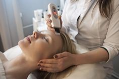 Эстетическая косметология лица - процедура чистки