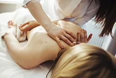 Структуральная остеопатия - на приеме у остеопата
